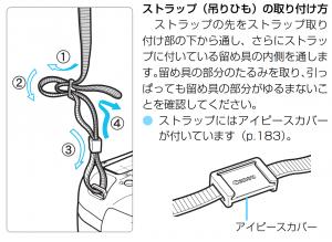 Canon-strap